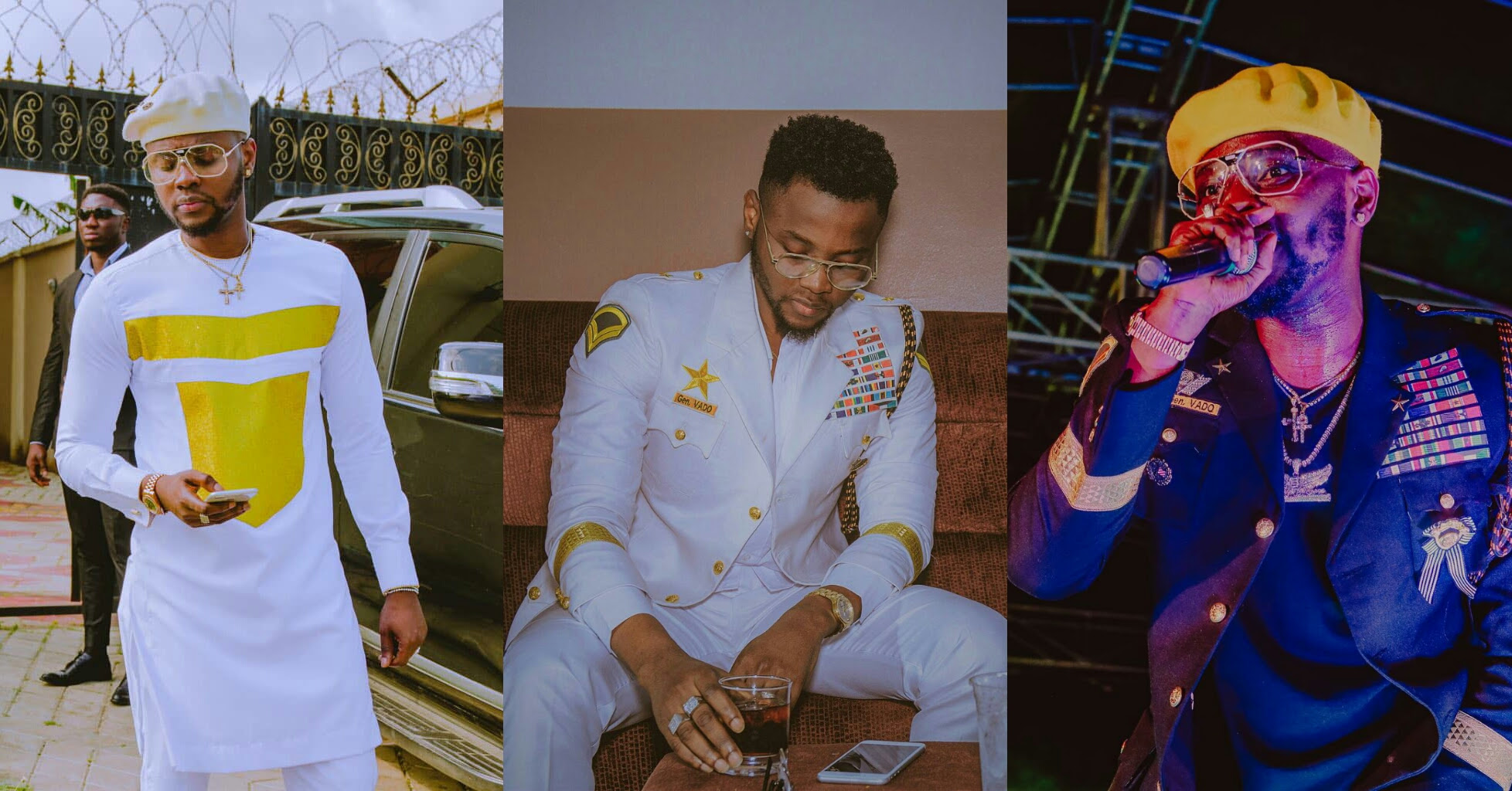 SEE Photos That Raised Suspicion Of Whether Kiss Daniel Is A Cultist