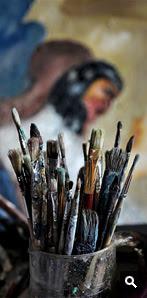 Artist studio by  *SUDOR