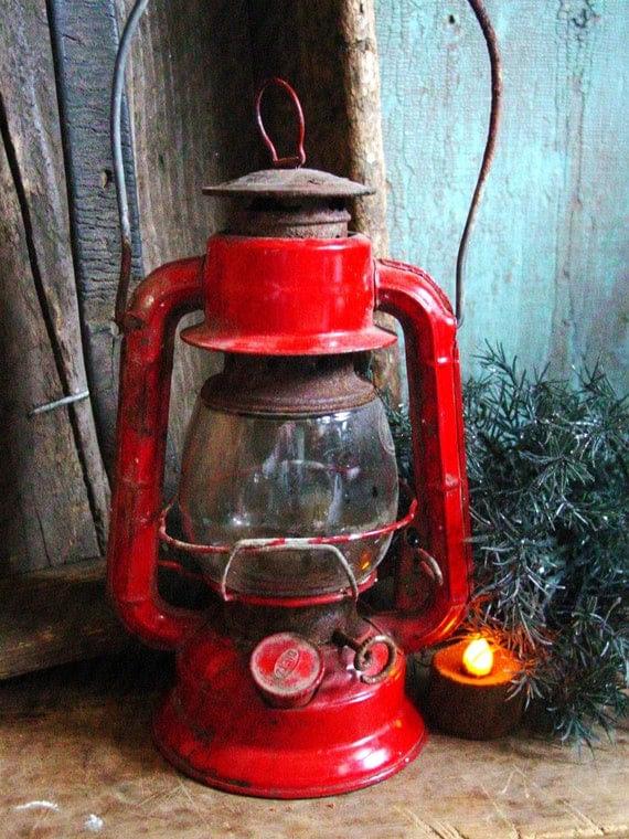 Vintage Lantern on Etsy