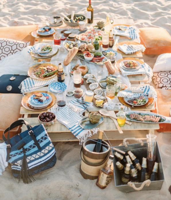 beach picnic ideas 5