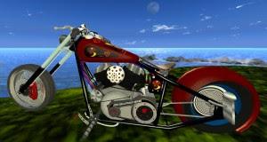 Firestorm Bike