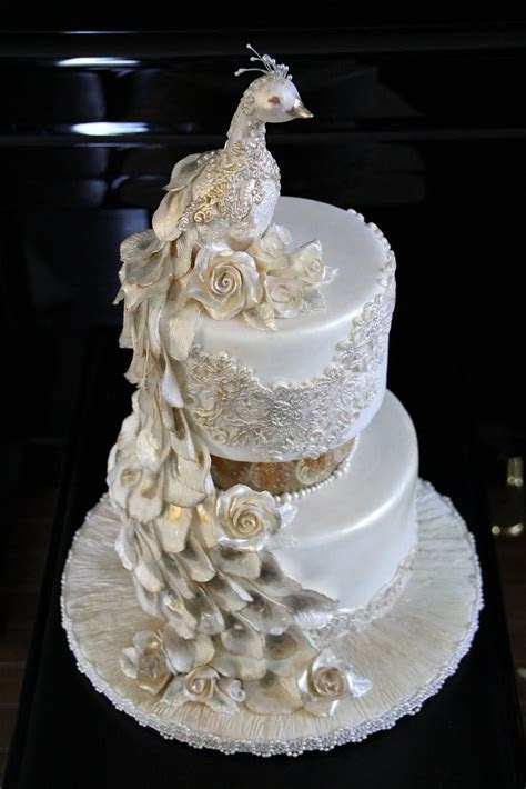 Peacock Cakes ? Decoration Ideas   Little Birthday Cakes