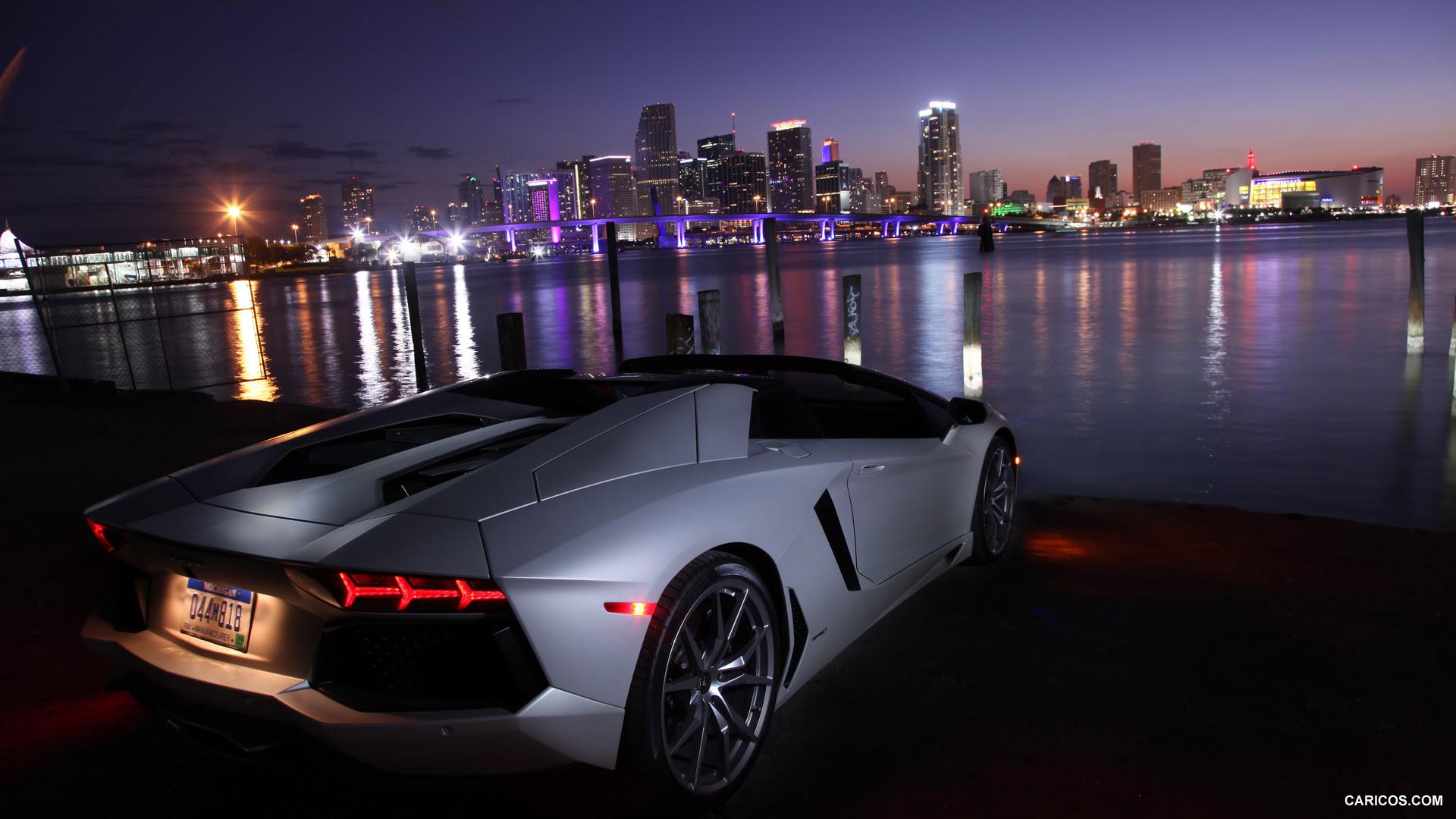 Novitec Torado Lamborghini Aventador Wallpaper Hd Car 1920x1080