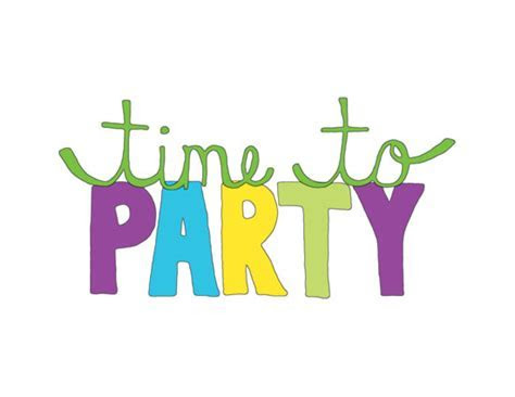 Time To Party. Free Funny Birthday Wishes eCards, Greeting