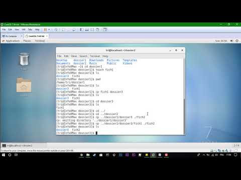 Linux TP Exercice 2