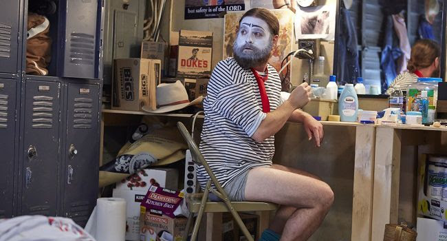The first full trailer for Zach Galifianakis and Louis C.K.'s FX comedy 'Baskets' is here