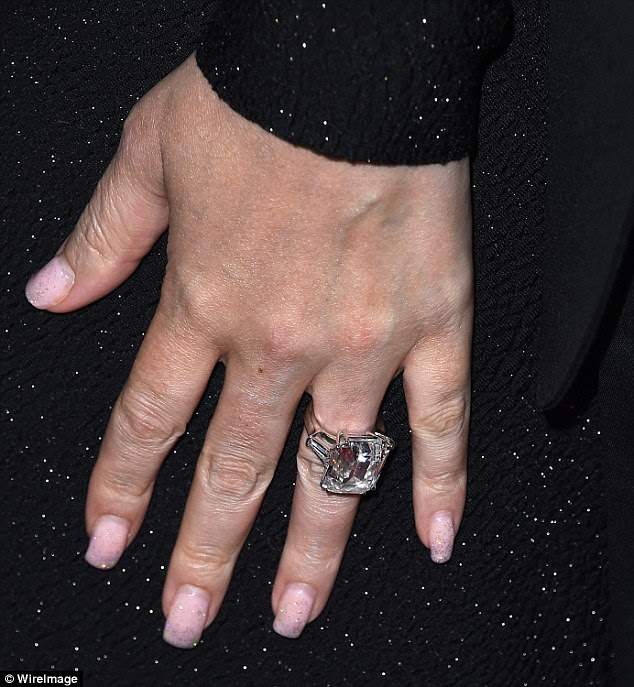 Mariah Carey's engagement ring from James Packer Her engagement ring cost him £8 million