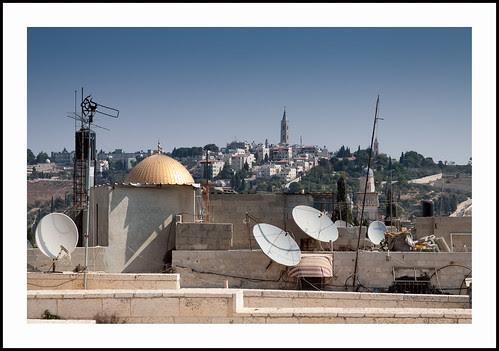 schotels in Jeruzalem by hans van egdom