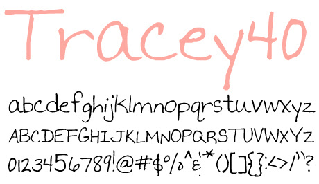 click to download Tracey 40