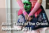 Alice:Tales of the Orient - November 2011