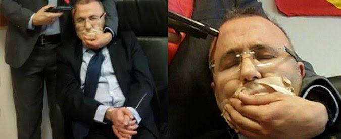 """Turchia, giudice in ostaggio in tribunale a Istanbul: """"Giustizia per Gezi Park"""""""