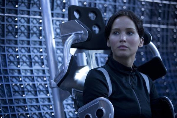 Katniss Everdeen is ready for another battle royale in THE HUNGER GAMES: CATCHING FIRE.