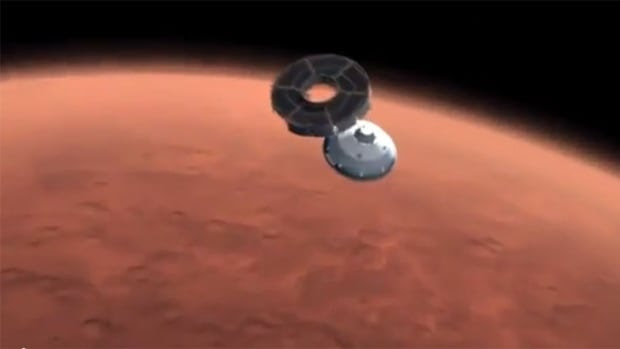 The Northern Light team hopes to send their lander and rover to Mars by piggybacking on a spacecraft that is already headed to the Red Planet and then parachuting down to the surface.
