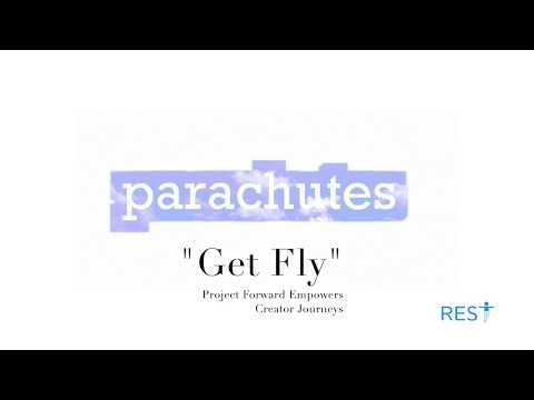 Parachutes - REST (Official Commercial)