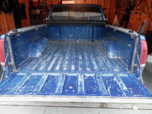 Purchase Used 1989 Chevrolet C1500 Scottsdale Extended Cab Pickup  7l In Fargo North