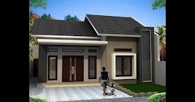 Model Atap Rumah Minimalis 6x9