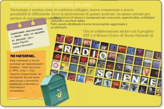 http://web.mac.com/radioscienze/RadioScienze/Benvenuto.html