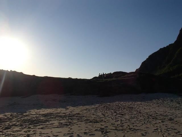 Beach Northern Norway