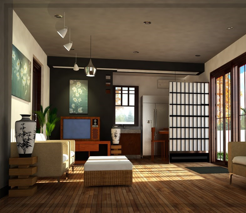 20 Japanese Living Room Design Ideas To Try | Interior God
