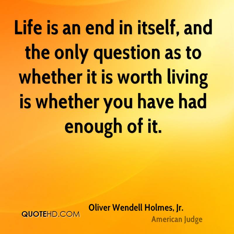 Oliver Wendell Holmes Jr Quotes Quotehd