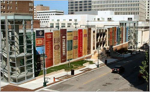 Biblioteca Pública de Kansas City (CC) David King, 2005