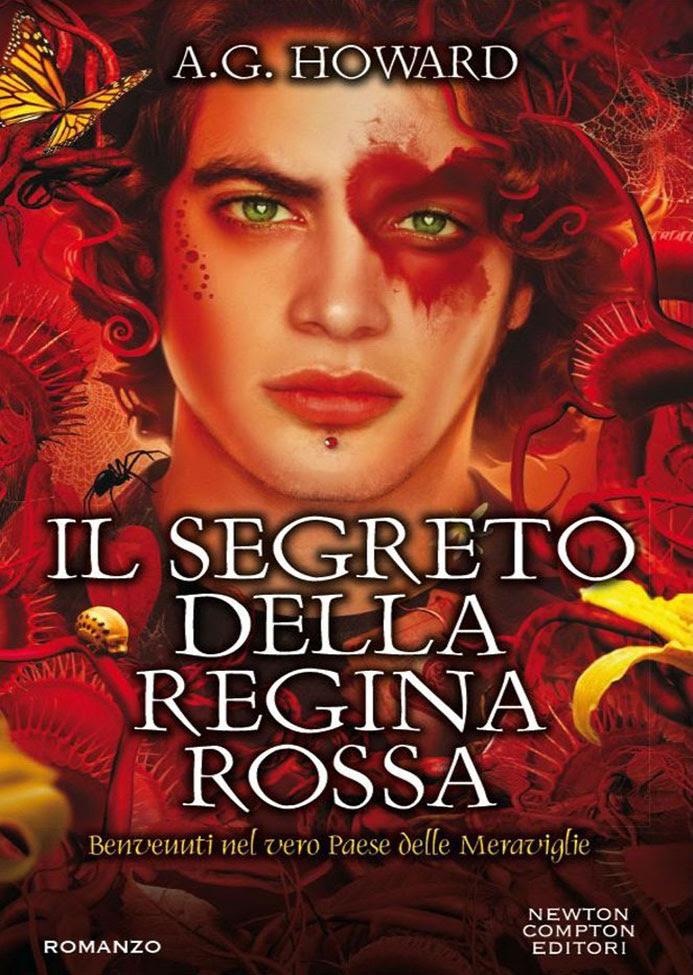 Il segreto della Regina Rossa cover