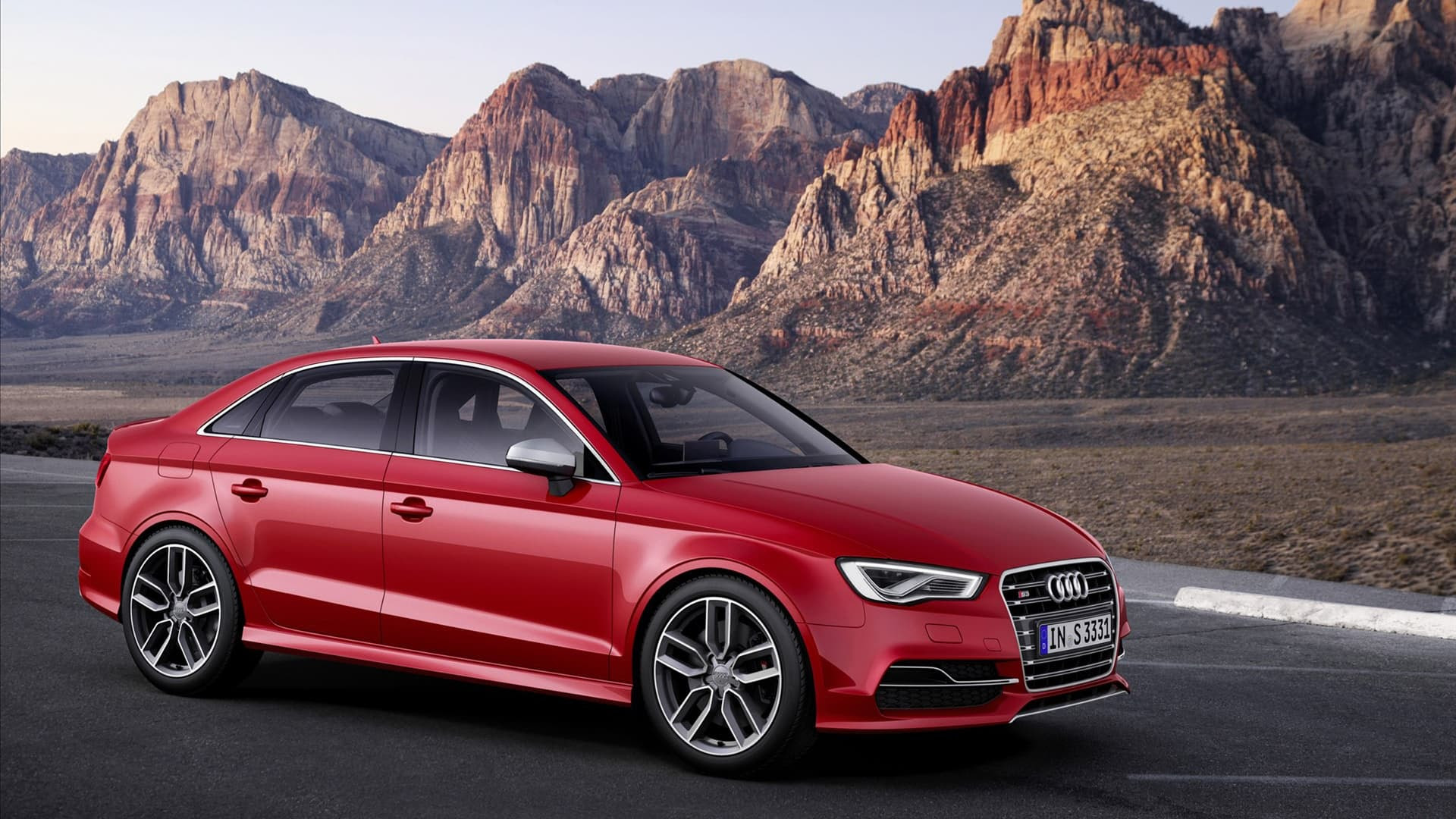 Coltharpfamilygoldenyears 20 Awesome Audi A3 Sedan Red