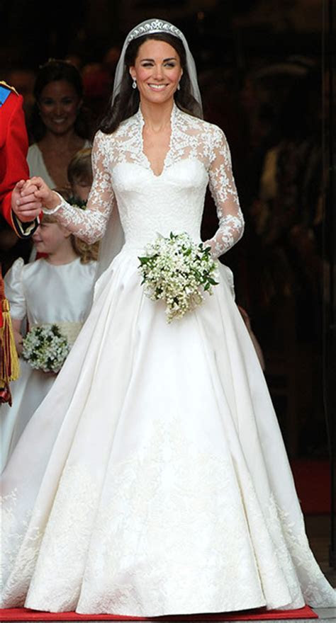 Royal wedding dresses: photos of the most iconic gowns