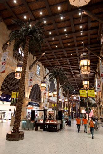 Egypt Court Dubai Ibn Battuta Mall