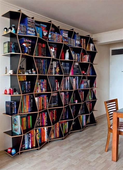 Cool Home Library Ideas 2017