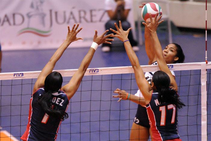 PERU 0 - REPUBLICA DOMINICANA 3
