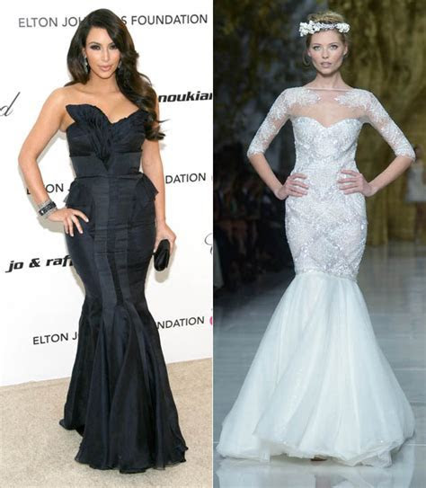 Kim Kardashian possible wedding dress designer to Kanye
