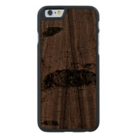 Birch Design Bumper Phone Case Carved® Walnut iPhone 6 Slim Case