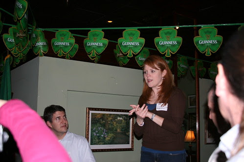 BloggersForGood at O'Faolain's In Sterling