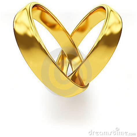 Intertwined Wedding Rings Clip Art Pictures to Pin on