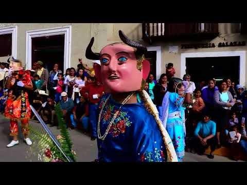 Danza Los Diablos de Cajabamba