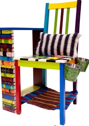 Modern Ottawa Art Chairs For Charity