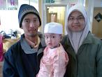 AbeWe's family