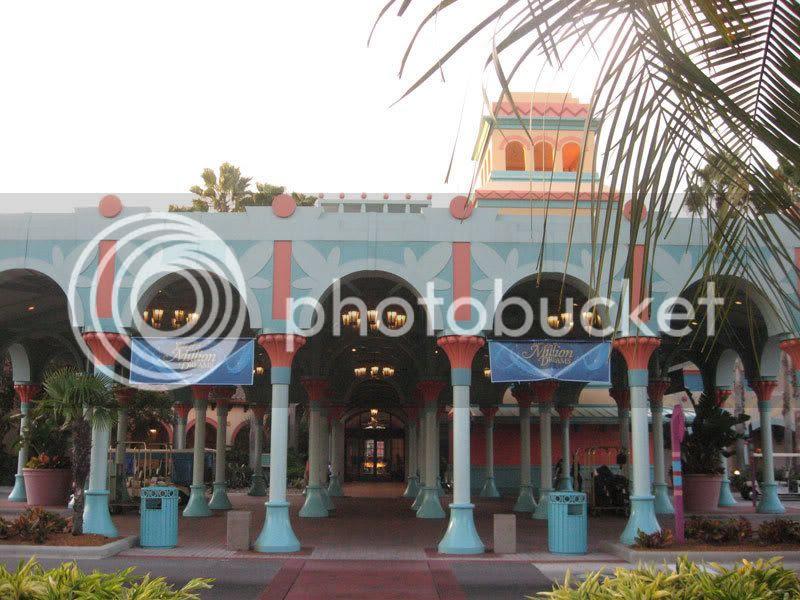Coronado Springs Hotel