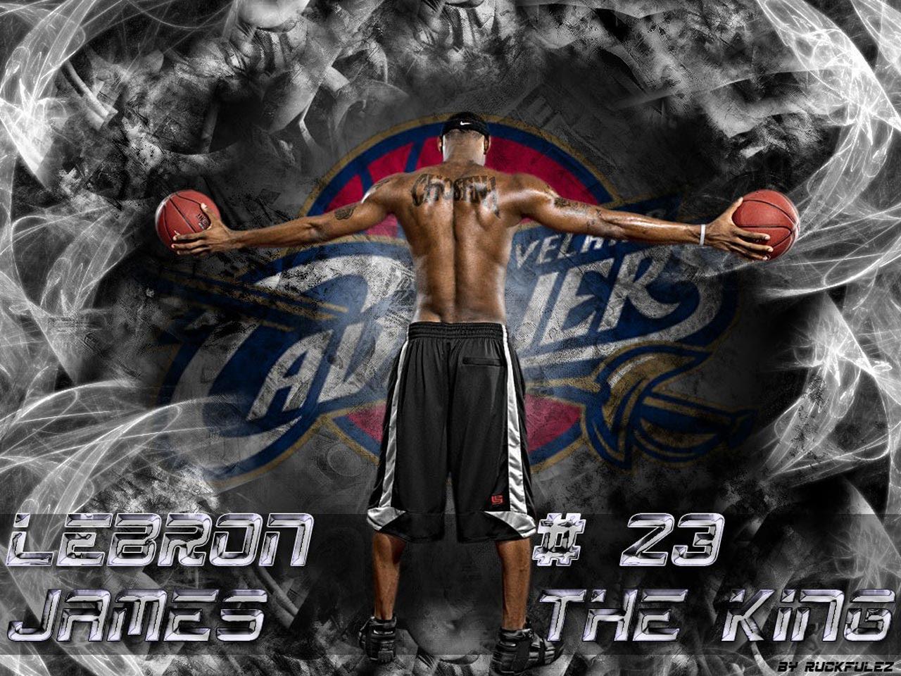 LeBron James 23 Wallpaper   Basketball Wallpapers at ...