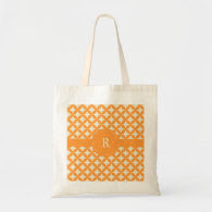 Modern Monogram Eco Bag