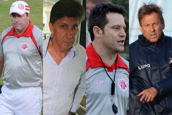 Pintado, Paulo Porto, Argel e Waldemar Lemos foram alguns dos demitidos