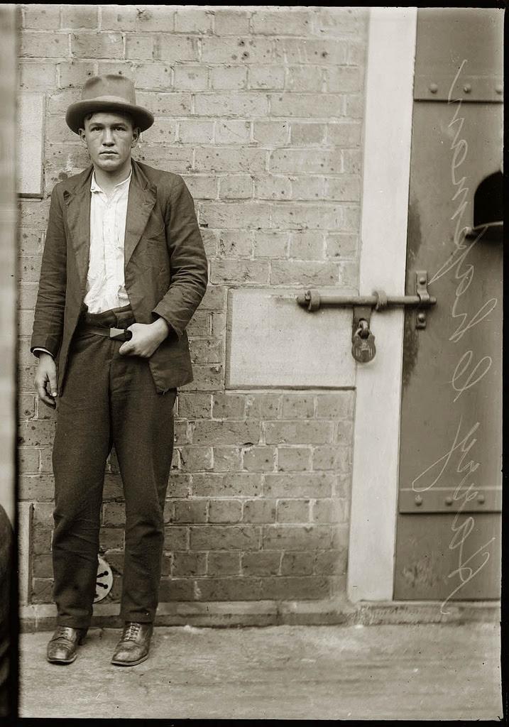 photo police sydney australie mugshot 1920 28 Portraits de criminels australiens dans les années 1920  photo photographie histoire featured art