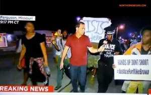 Can America read? This ISIS sign and more signs like it appeared in the Ferguson riots. I feel like I am watching a remake of the Invasion of the Body Snatchers. Very soon, America will be Europe and Europe will be no more.