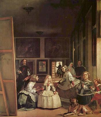 Las Meninas. Diego Velázquez