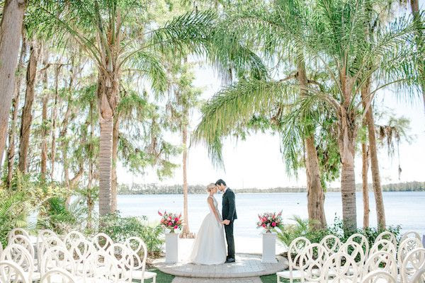 Bright And Beautiful Kate Spade Inspired Wedding The Perfect Palette