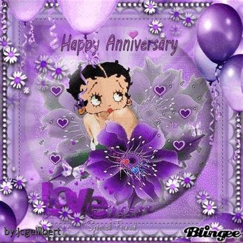 Happy Anniversary!!   Betty Boop holiday & special day