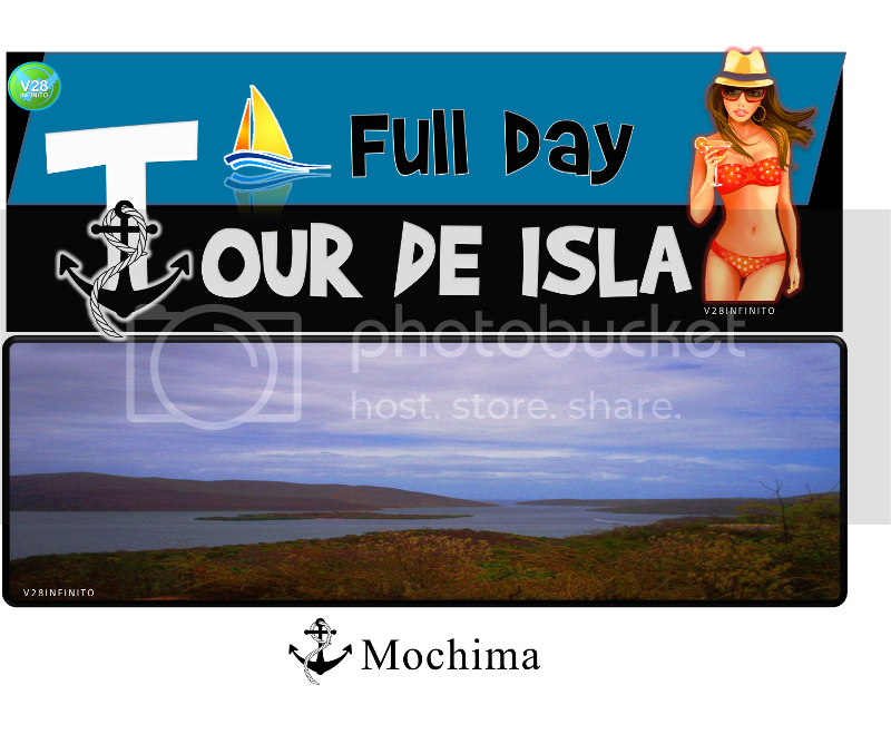imagen tour de isla full day mochima