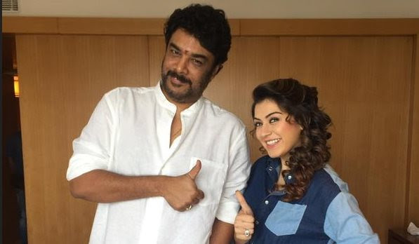 Aranmanai Brand is back: Hansika