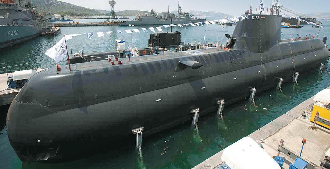 kapal selam U214